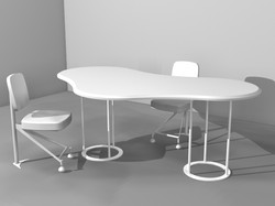 Table Bureau Papillon