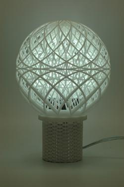 LAMPE À POSER COSMOGONIE