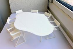 TABLE LA DUPE DU COEUR
