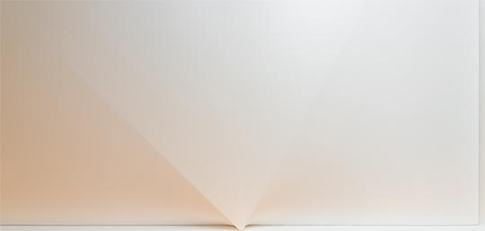 Faux plafond tridimensionnelle