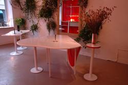 TABLE LA DUPE DU COEUR 2008