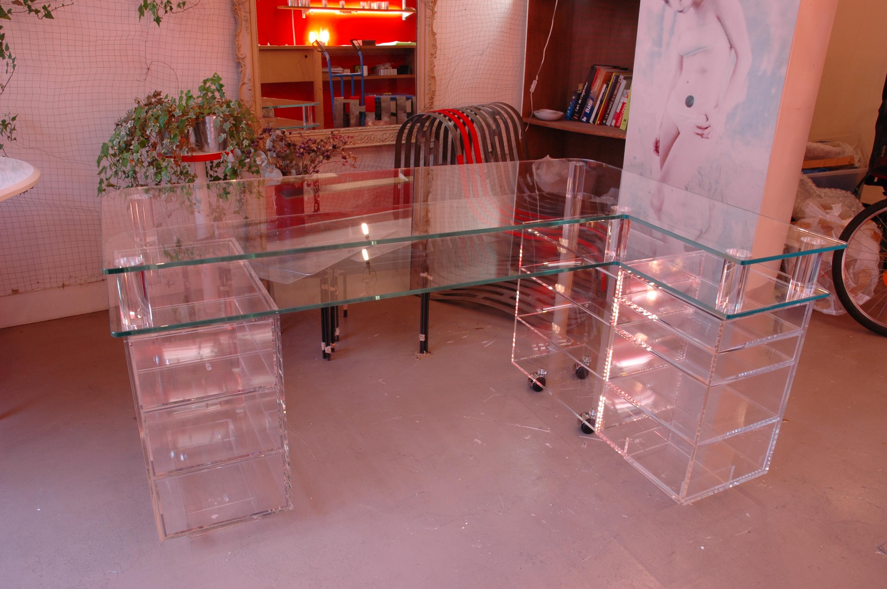 Table bureau Tul