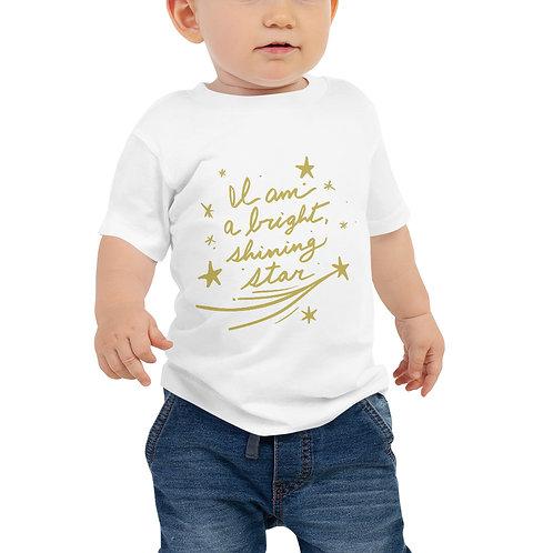 Shining Star Baby Jersey Short Sleeve Tee