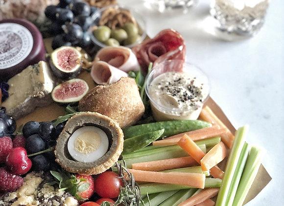 Grazing Table - Vegetarian