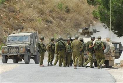 Terror attack foiled in Samaria