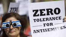 Up to 4,500 Protest Anti-Semitism in England