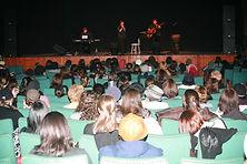 Ayelet Hashachar Jewish Women's Band onstage