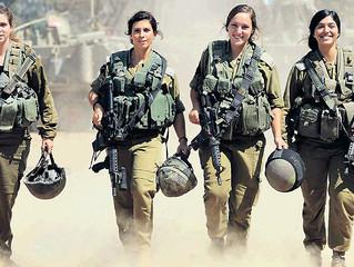 Female IDF paramedics' fight for life