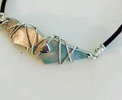 Gaza Rocket Shard Jewelry