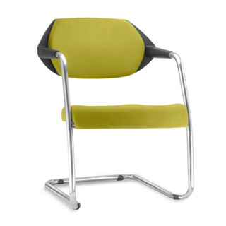Cadeira Flex estofada