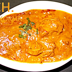 20CH. Chicken Korma-YELLOW CURRY