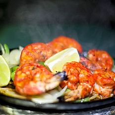 6. Shrimp Tandoori