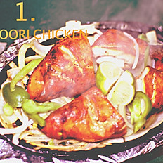 1. Tandoori Chicken