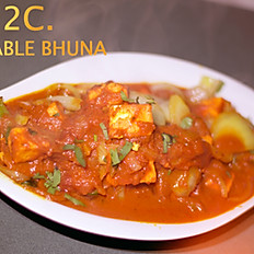 32C. Vegetables Bhuna