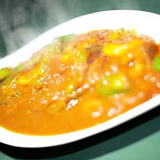 23. Shrimp Bhuna