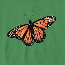 Monarch Butterfly sweatshirt hoodie adult