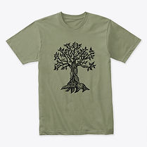 Tree of Life adult shirt