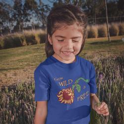 Wild and Free Sunflower