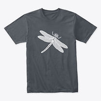 Dragonfly shirt tshirt adult