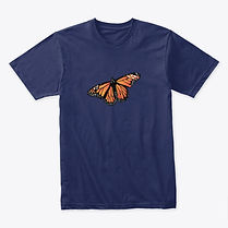 Monarch butterfly adult shirt tshirt