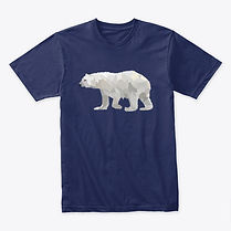 Polar Bear adult shirt