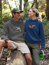 Wild Free Bird and Monarch hoodies.png