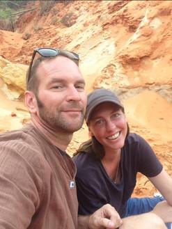 Eric and Corinne Vietnam