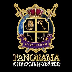 Panorama New Logo Transparent White Outl