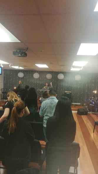Revelation 320 Church