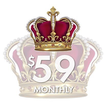 Royalty Financial Services Monthly Plan.