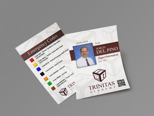 Trinitas Academy 2019-2020 School I.D