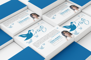 Trabajamos Para Cristo Business Cards