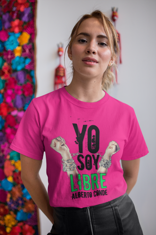 """Yo Soy Libre Logo"" - Project Draft for Alberto / Josue Dezign Conde Ministries"