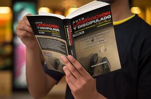 Auto Liberacion Y Discipulado Book - Omar Figueras - Josue Dezign