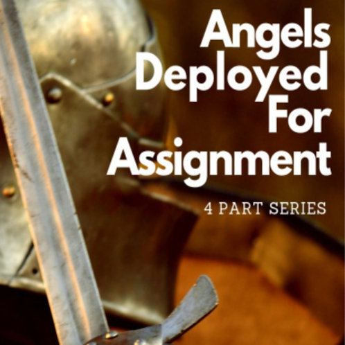 ANGELS DEPLOYED FOR ASSIGNMENT