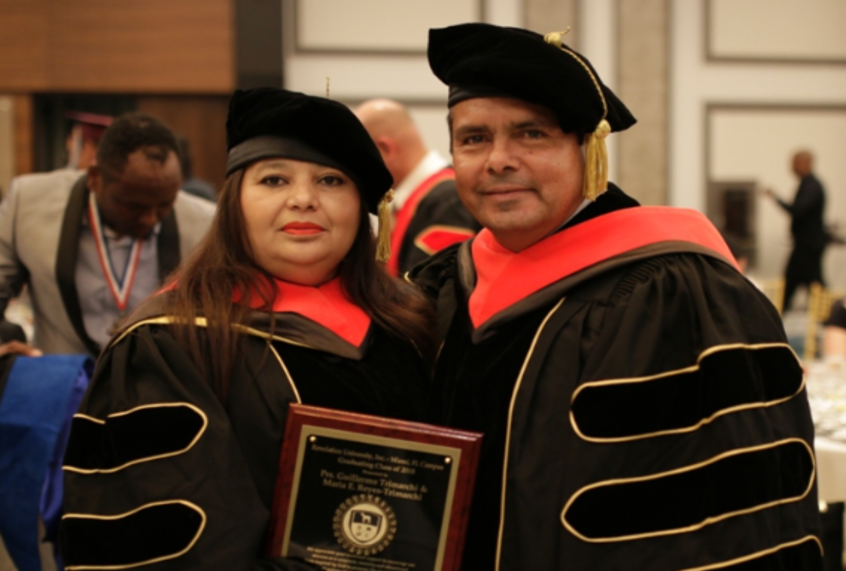 Revelation University 2018