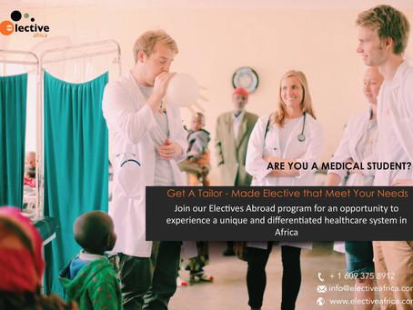 Medical Elective and Volunteer Opportunities in Africa