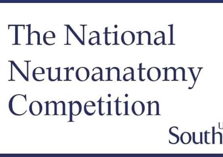 Join the team- The National Undergraduate and Postgraduate Neuroanatomy Competition
