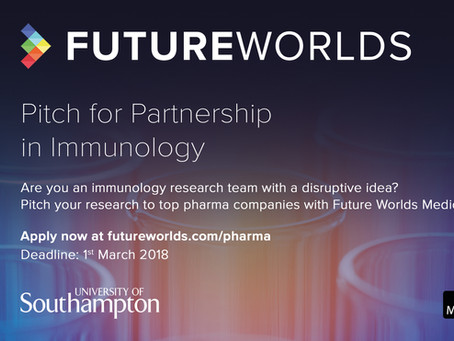 Pitch for Partnership in Immunology