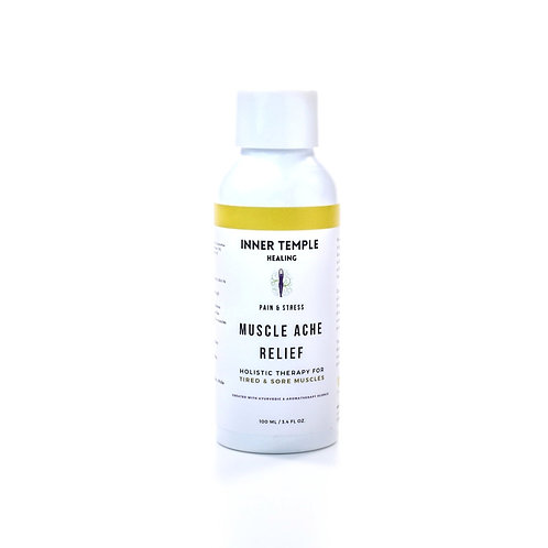 Muscle Ache Relief Balanced Oil
