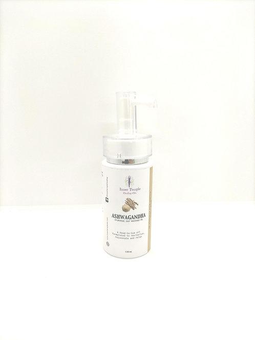 Ashwagandha Ayurvedic Massage Oil