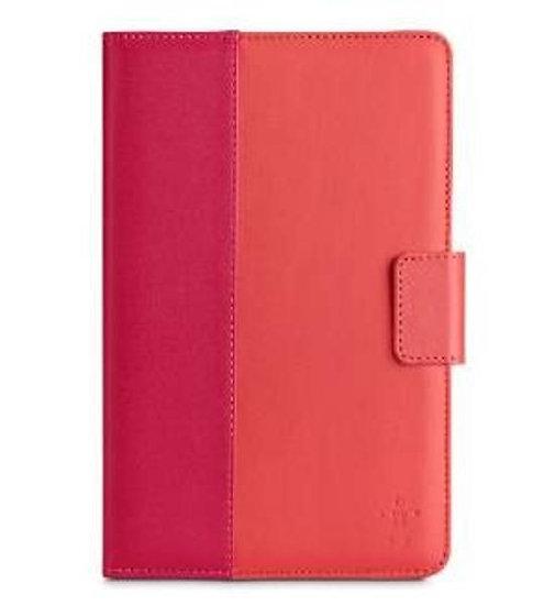 Belkin Verve Tab Folio For Ipad Mini In Pink