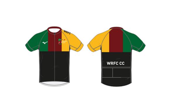 WRFC Cycling Top