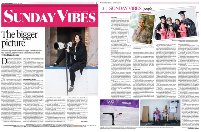 NST Sunday Vibes: The Bigger Picture