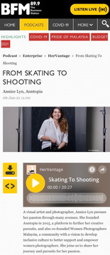 FROM SKATING TO SHOOTING