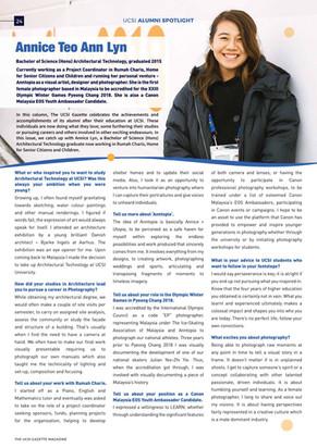 UCSI Alumni Spotlight