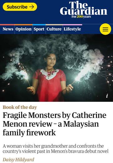 Malaysian family firework