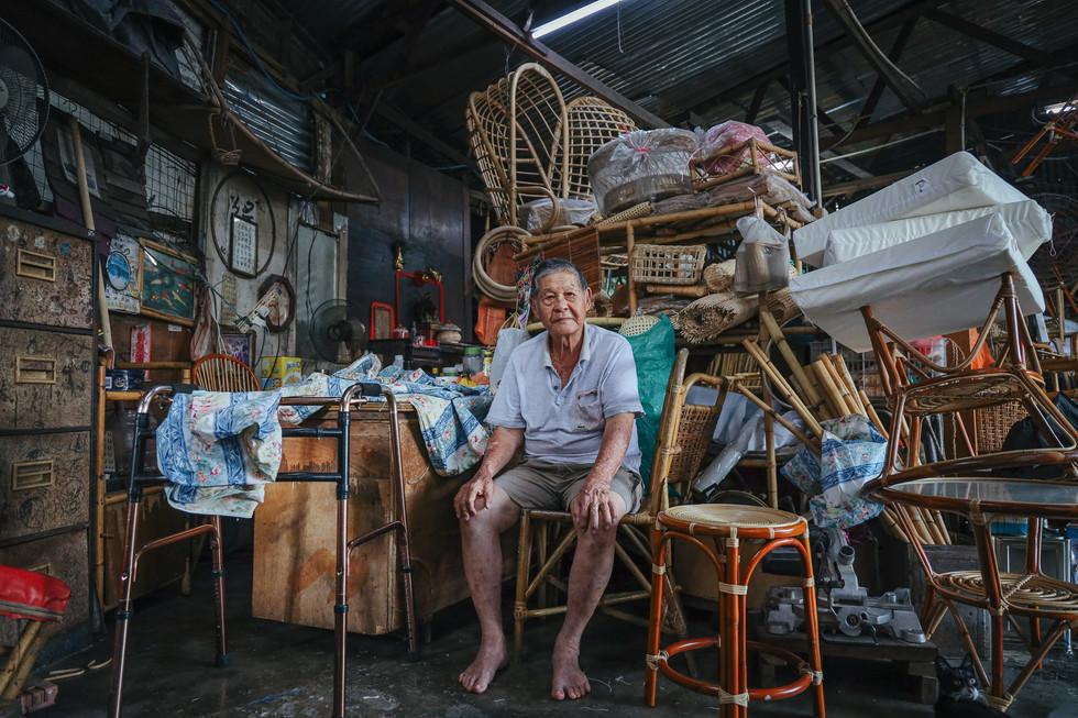 Rattan Furniture Maker