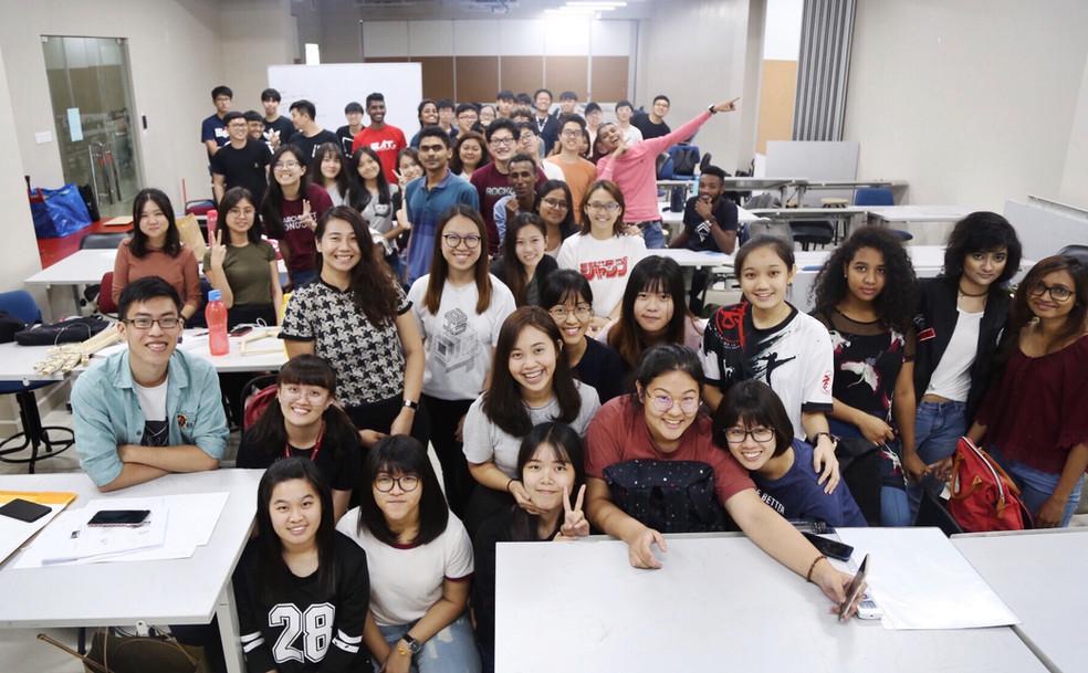 UCSI University Lecture