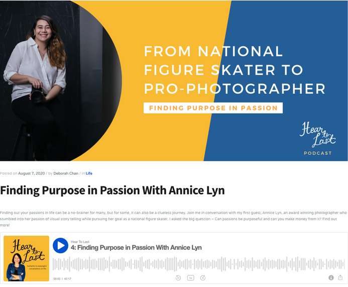 Finding Purpose in Passion With Annice Lyn